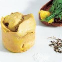 galantine de châtaigne + foie gras