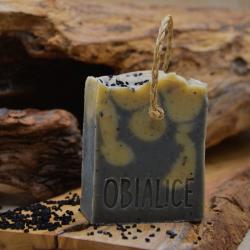 Purifiant du Maghreb savon solide exfoliant charbon nigelle rhassoul