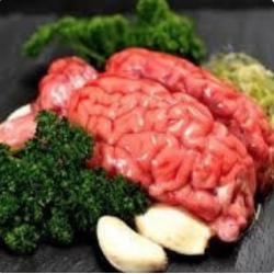 Cervelle d'Agneau sous vide