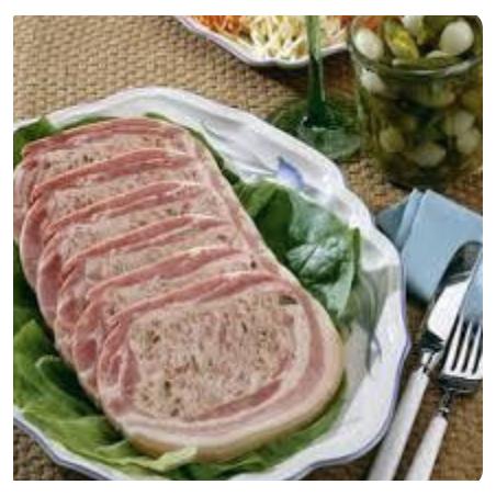Poitrine de Porcs Farcie
