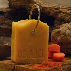 Croq' carotte savon doux...